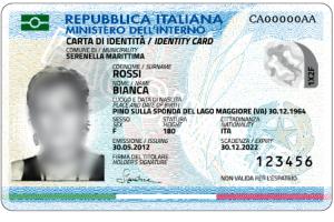 Chiedere il rilascio o il rinnovo della carta d\'identità ...